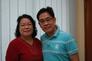 D'Happy Club is run by Reverend Christopher Lee and his wife Pastor Judy Wong.