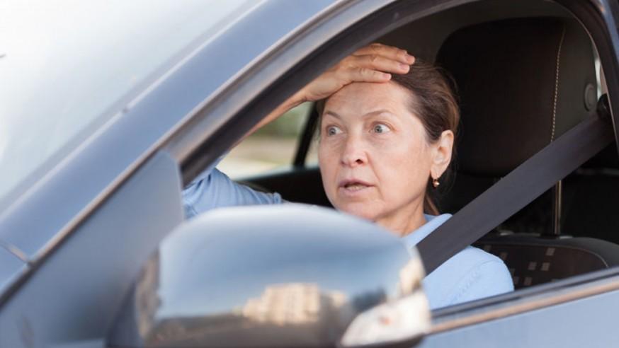 高龄驾驶安全吗?