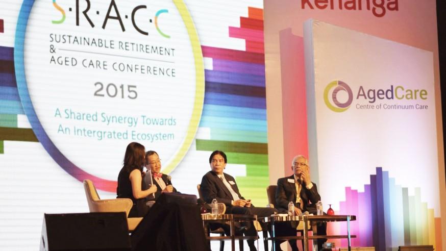 私人界与非政府组织如何加入(永续退休生活及长者照护研讨会报导之四)