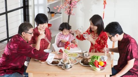 喜迎新年的健康饮食小撇步
