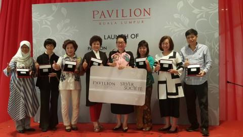 吉隆坡柏威年广场推出柏威年Silver Société长者会员卡