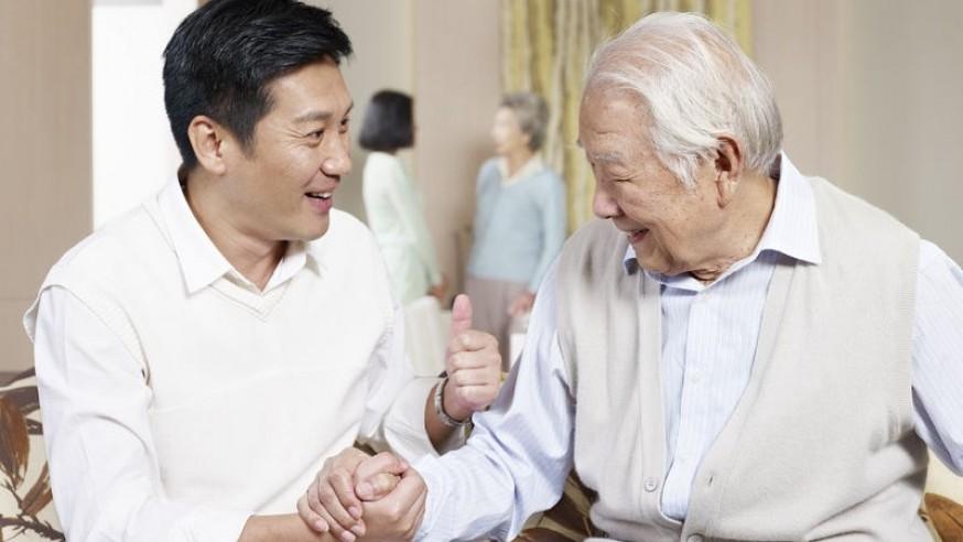 如何跟老人家沟通?(上)